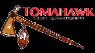 Tomahawk footer logo